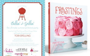 Frostings Book Giveaway +...