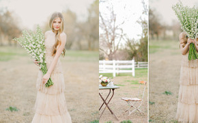 Romantic Spring wedding ideas