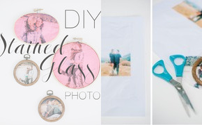DIY Wednesday: Stained...