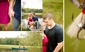 Canoeing Engagement Session...