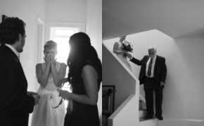 An At-Home Wedding In...