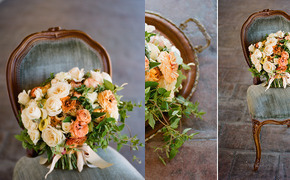 Three Wedding Bouquets from...