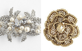 Bridal Sparkle: Pins,...