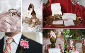 Fete Des Fleurs Styled Shoot