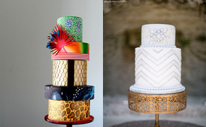 25 Amazing Wedding Cakes