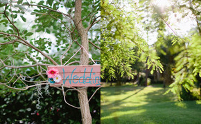 DIY Backyard Wedding:...