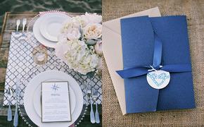 Romantic Nautical Wedding...