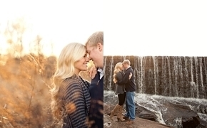 Sweet Fall Engagement...