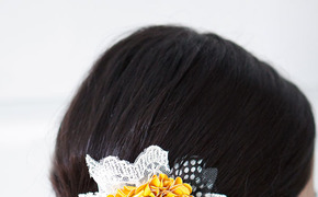 DIY Wednesday: Floral Hair...