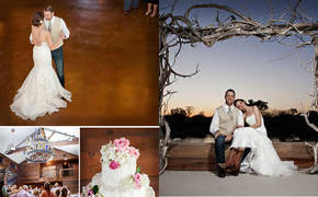 Rustic Spring Ranch Wedding...