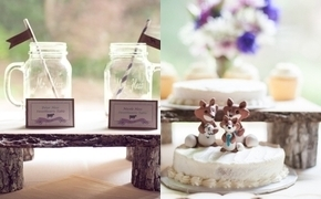 Rustic Handmade Wedding...
