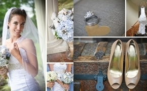 Alysha + Joe's Rustic DIY...