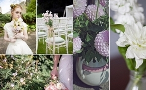 Summer Wedding Flower Ideas